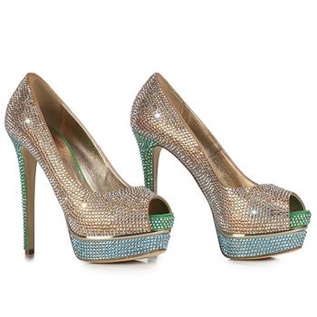 Jive in Style- Le Silla ShoeBeauty