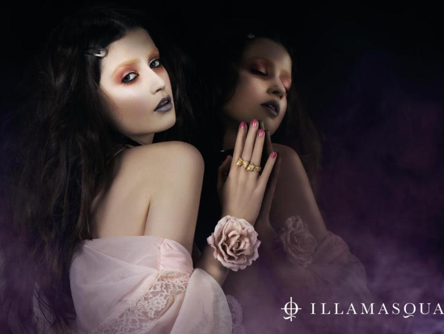 Illamasqua launches its Paranormal Collection