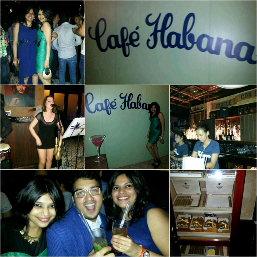 Cafe Habana, Dubai