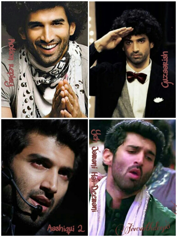 Aditya Roy Kapoor- The latest Bollywood Heart Throb