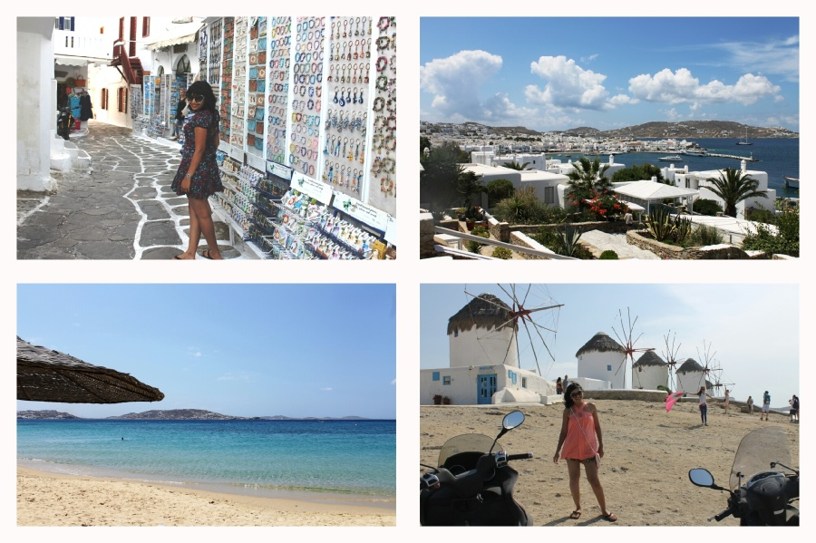 The Greek Party Destination: Mykonos