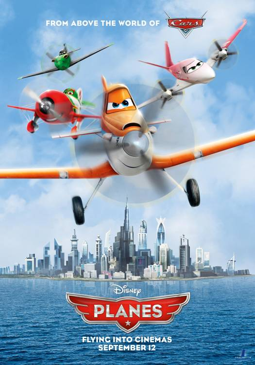 Get a chance to win 10 Invites to the Premiere of Disney Movie:'PLANES'