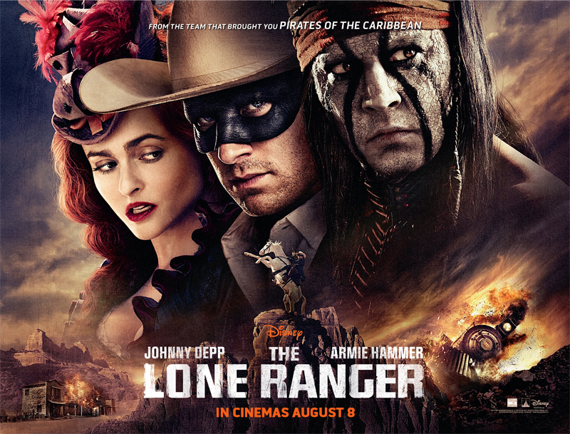 "Win invites to the premiere of ""The Lone Ranger"""