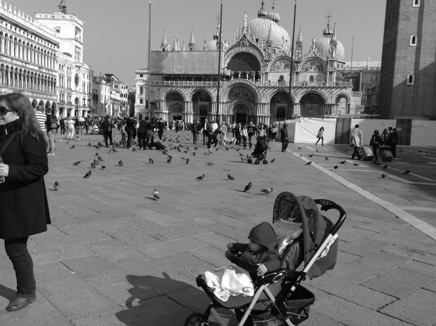 Venice – The City Built OnWater