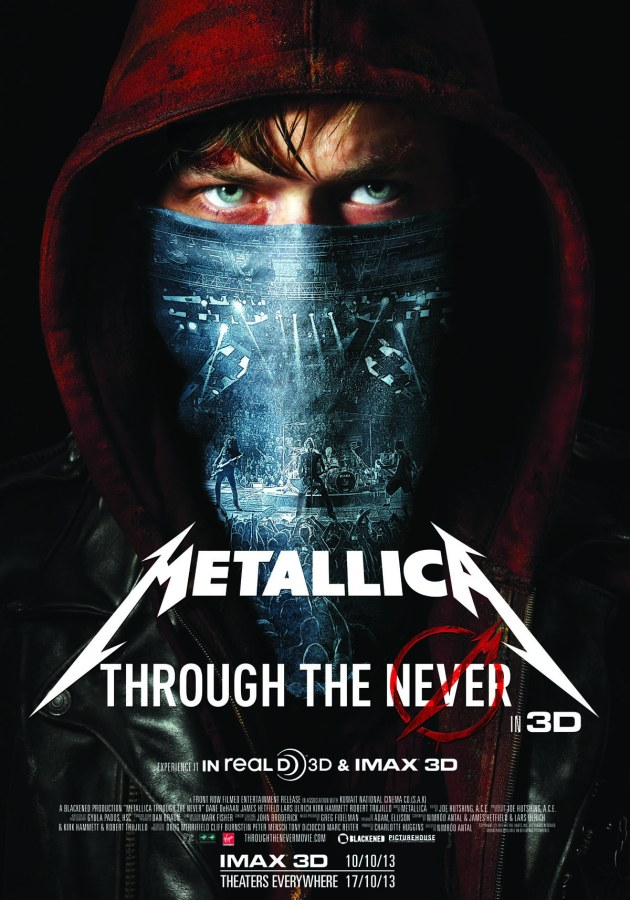 "Get a chance to win 10 invites to the movie premiere of ""Metallica"""