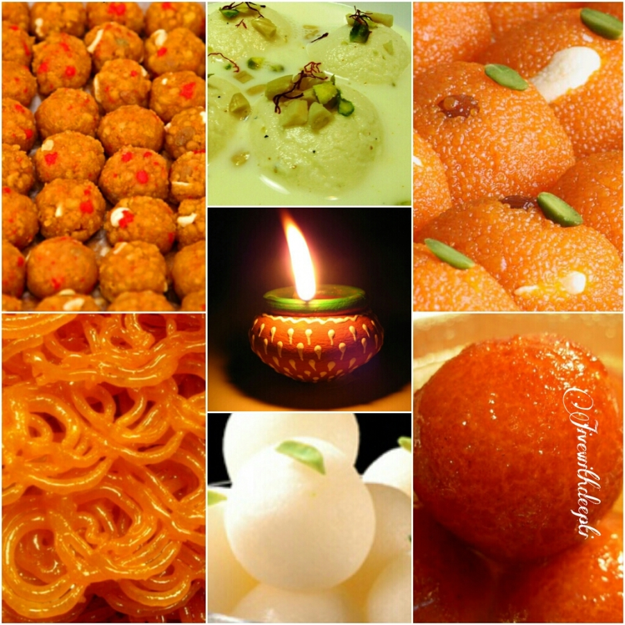 A sweet treat from Jivewithdeepti this Diwali!!!