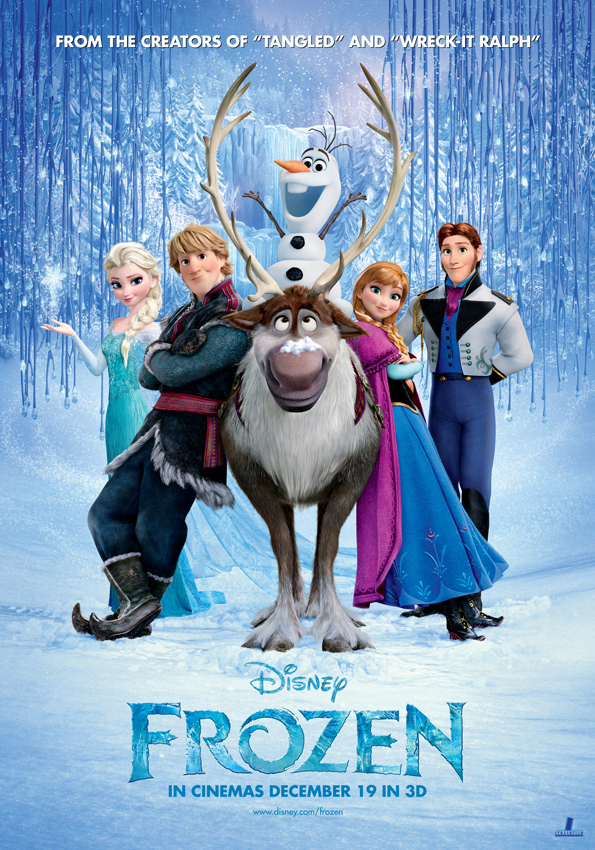 Get a chance to win 12 invites to the advance screening of Disney's 'Frozen'