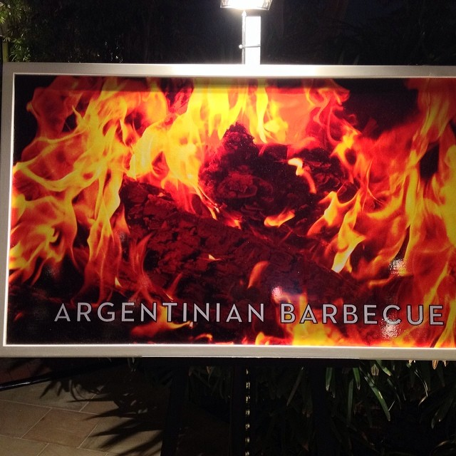 A Taste of Argentina at the Market Café, Grand Hyatt, Dubai