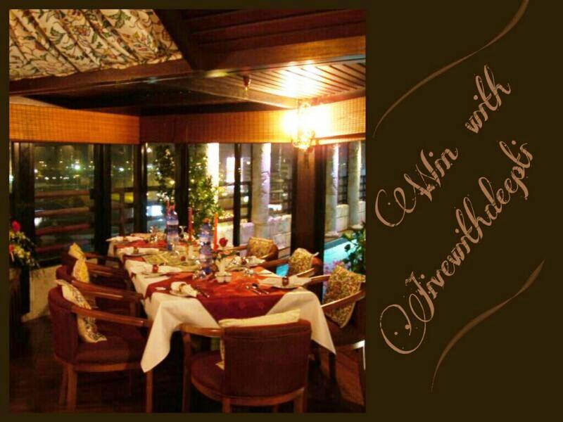 "Win a Dinner for 2 at ""Rooftop Shisha"",Dubai"