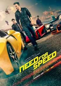 NEED FOR SPEED - UK Key Art