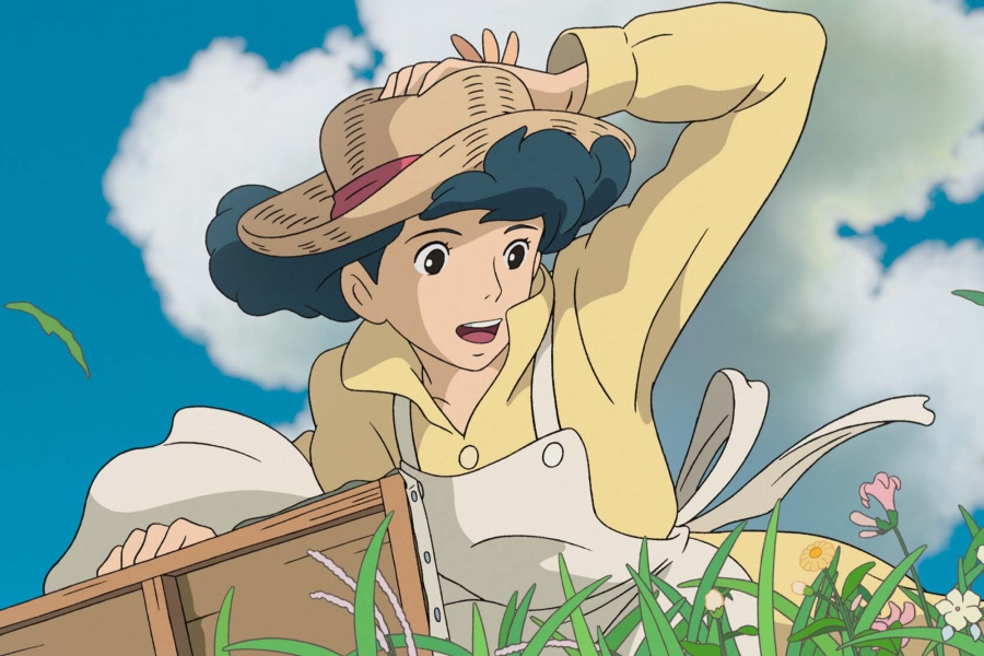 "Win 10 invites to the premiere of the film ""The Wind Rises"""