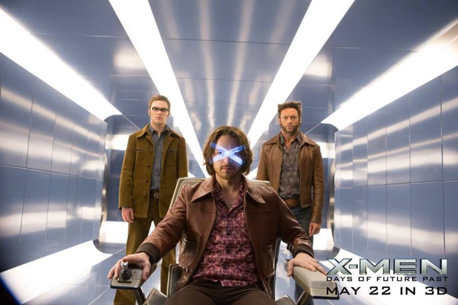 Get a chance to win 20 invites to the 3D Premiere Screening of 'X-Men: Days of Future Past'