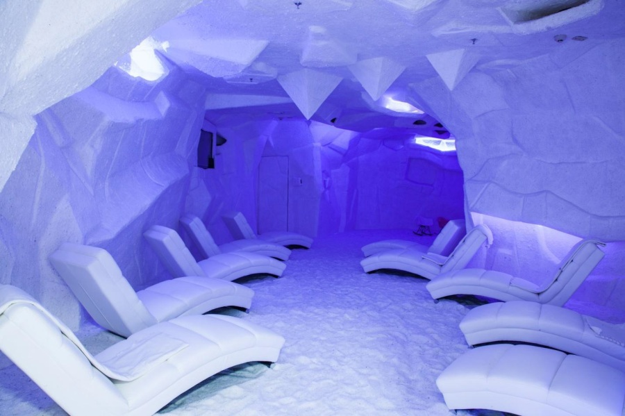 Salt Cave Spa in Dubai: Unique & Refreshing
