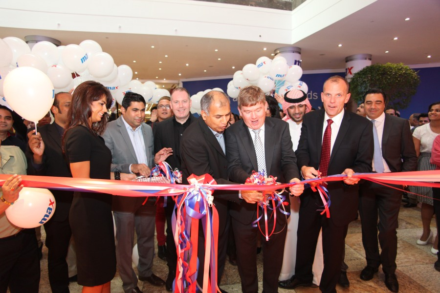 Max Fashion Opens up new windows for Shoppers at Dubai Festival City Mall. More Fashion, More Value is now nearyou!!