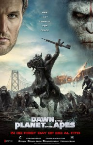Dawn of the Planet of the Apes launch