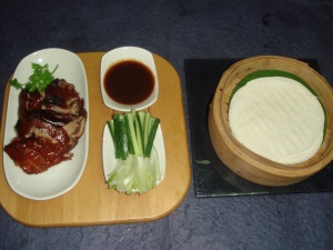 Aromatic crispy duck