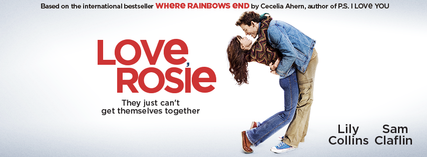 "Get a chance to win 10 invites to the premiere screening of ""Love, Rosie"""