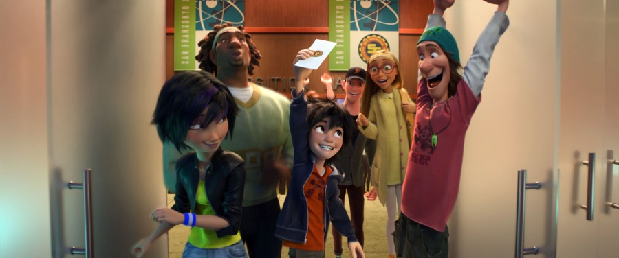 Get a chance to win invites to the premiere screening of Disney movie: 'Big Hero 6'
