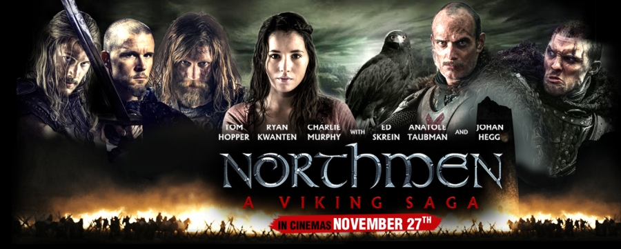 "Get a chance to win invites to the premiere screening of ""Northmen – A Viking Saga"""