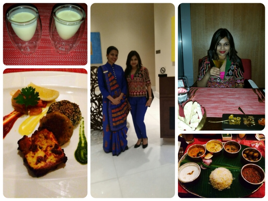 Food Fest at Ananta, Oberoi Dubai.