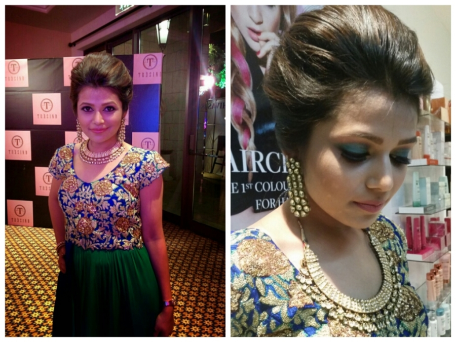 Red Carpet Look : Masala Awards 2014