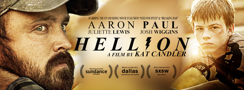 "Get a chance to win 20 invites to the premiere screening of ""Hellion"""