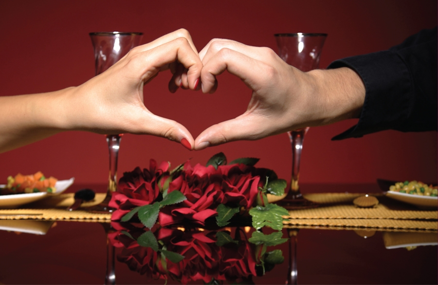 Love is in the Air…Here is a special surprise for you for the coming Valentines