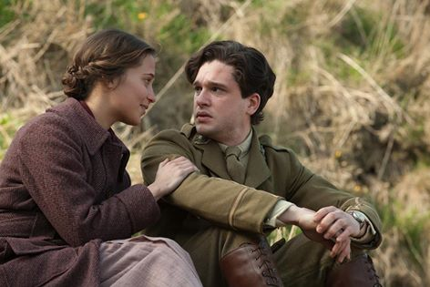 "Get a chance to win 10 couple invites to the premiere screening of ""Testament of Youth"""