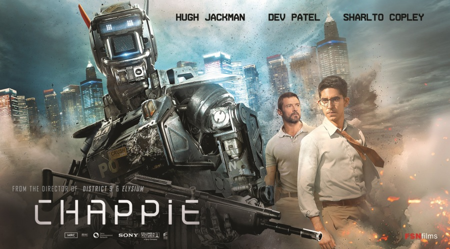 "Get a chance to win 5 couple invites to the Premiere of ""CHAPPIE"""