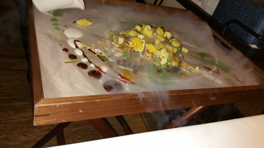 Modernist Indian Restaurant: The Best Indian Food in town so far:Tresind