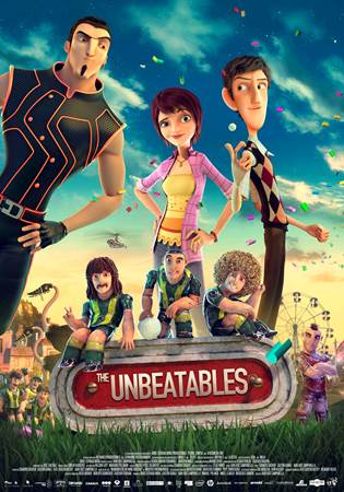 "Get a chance to win 20 couple invites to the Premiere Screening of ""THE UNBEATABLES"""