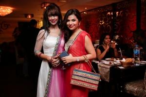 Abeera Khan and Deepti
