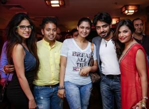 Trisha, Rohan, Aanya, Ajay and Deepti