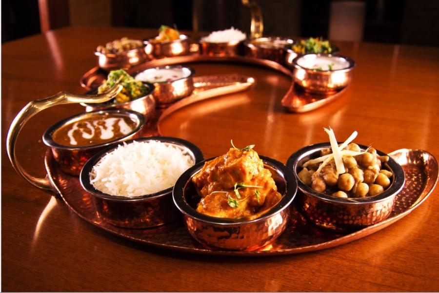 Enjoy a Taste Of India With Thali Lunch at JunoonDubai