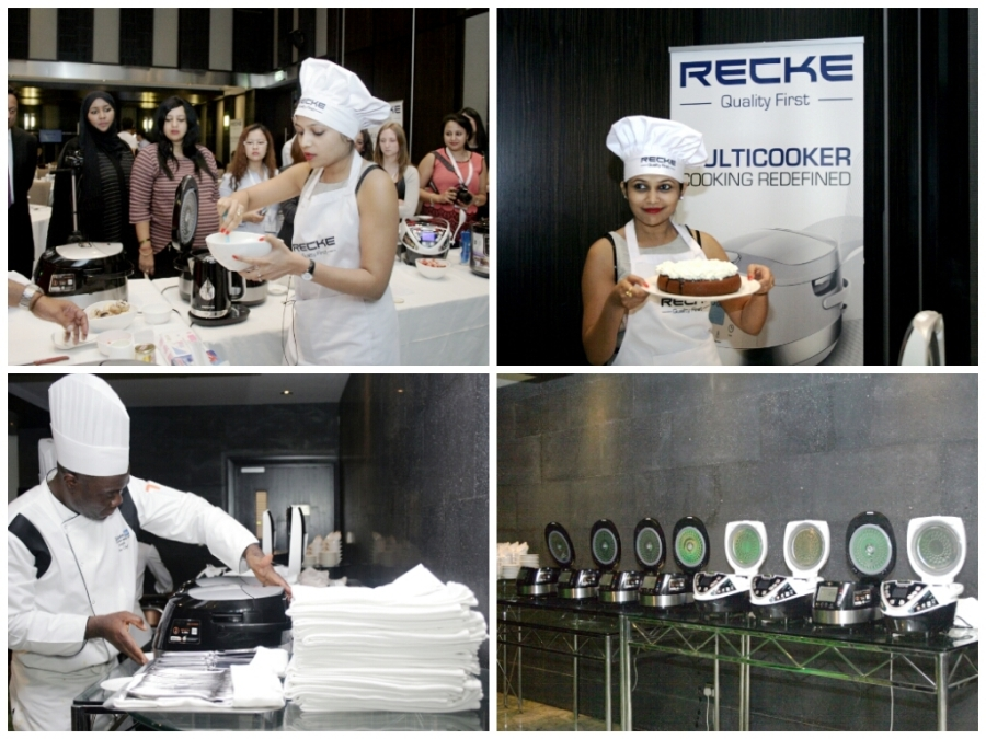 Win 3 amazing RECKE MultiCooker!