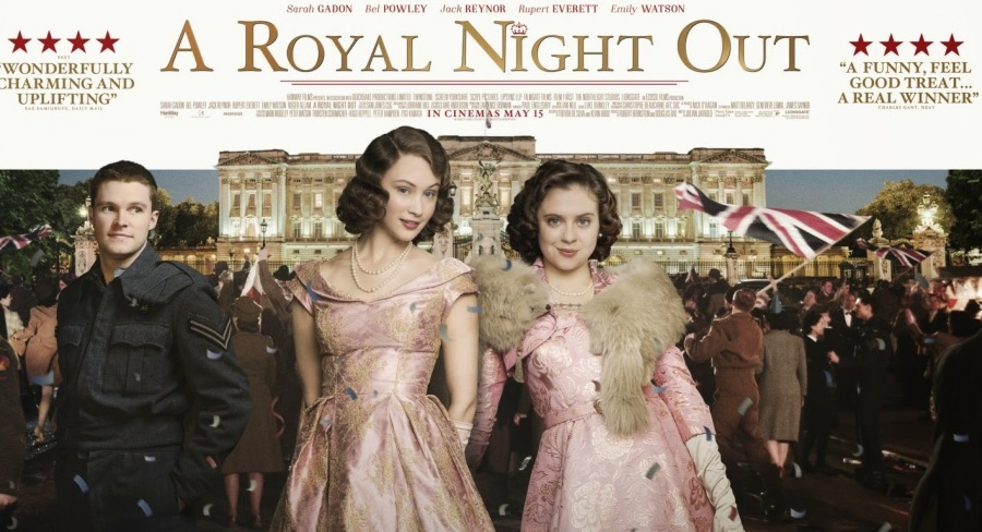 The Royal Night Out, Film Review, Rating 4/5