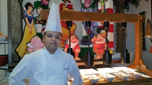 Beach Rotana Chef JOHN at essence