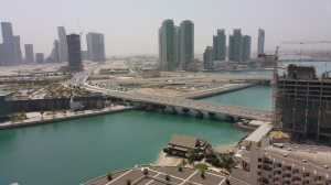 Beach Rotana Room View (1)