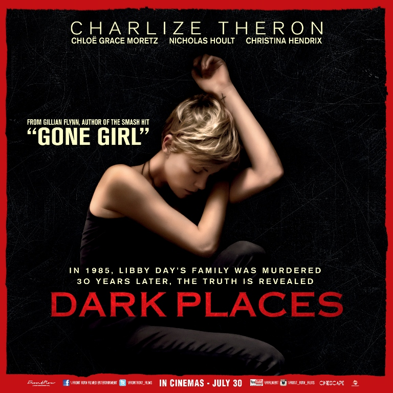 "Win 10 invites to the premiere of ""Dark Places"""