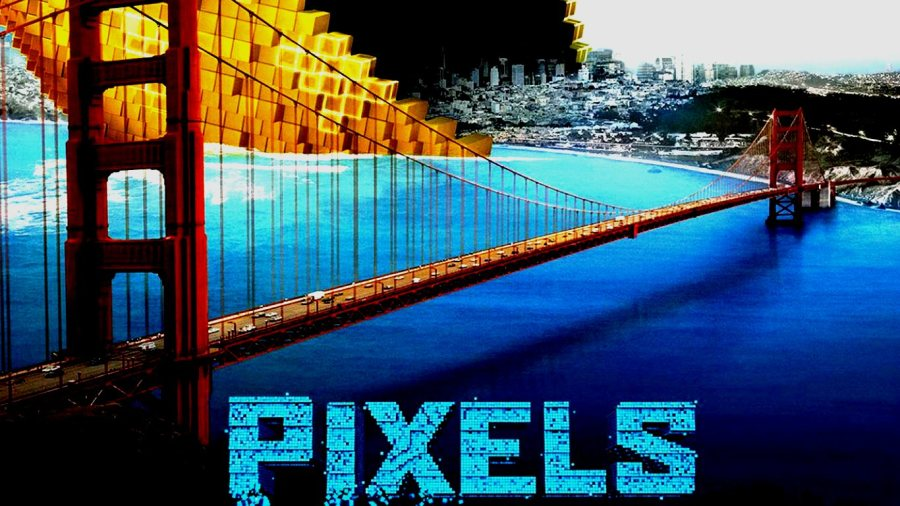 Pixels : Film Review, Rating 2.5/5