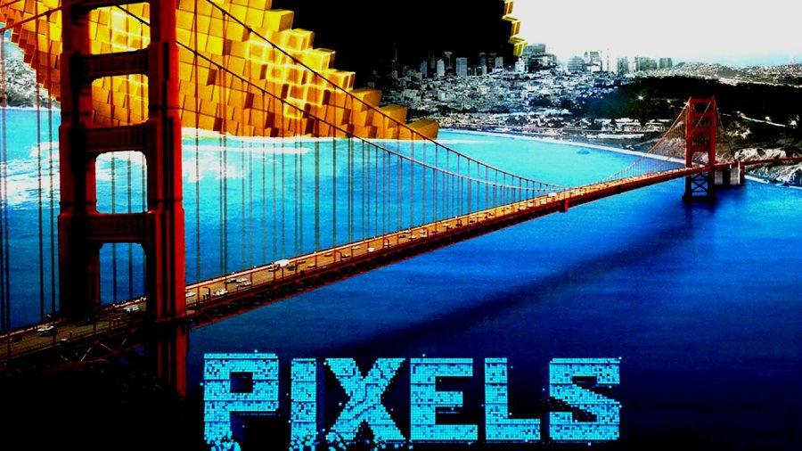 Pixels : Film Review, Rating2.5/5