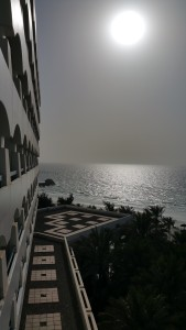 Sea View from Balcony (2)