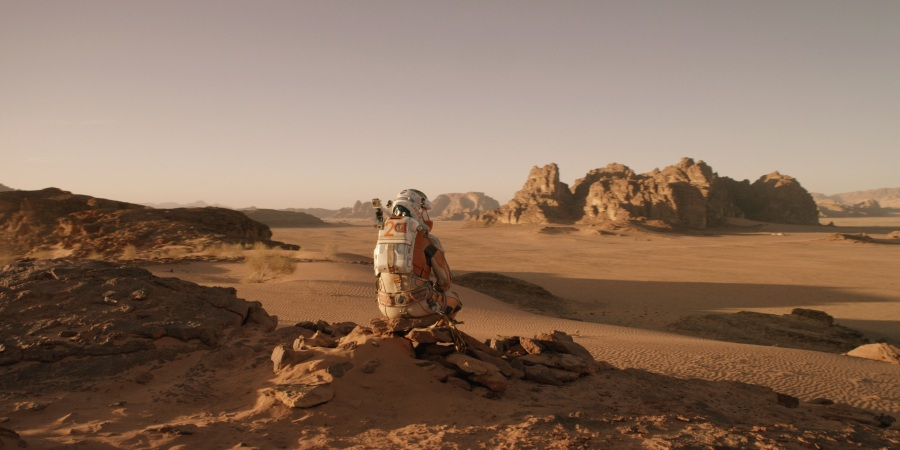 The Martian: Film Review, Rating 4/5