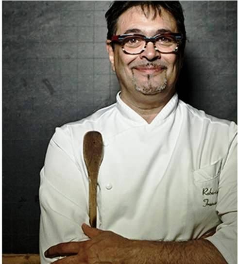 Michelin Star Chef Roberto Franzin