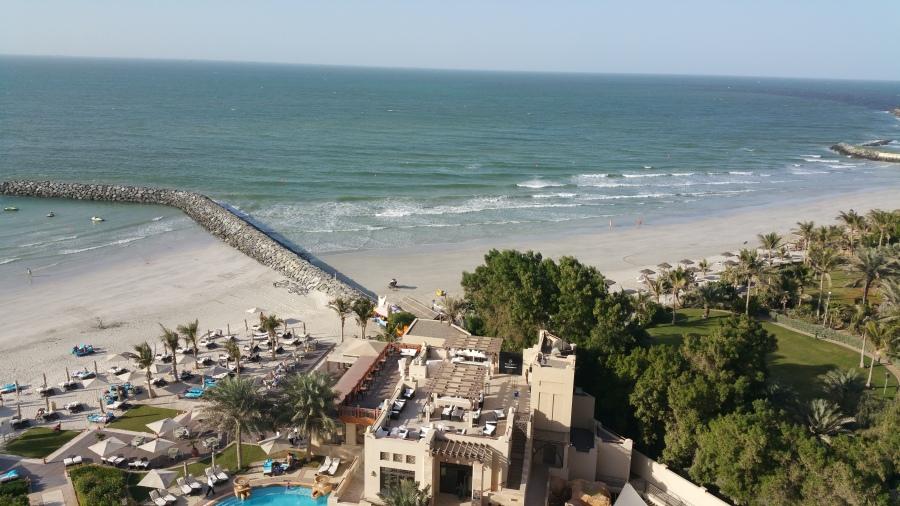Luxury Getaway: AjmanSaray