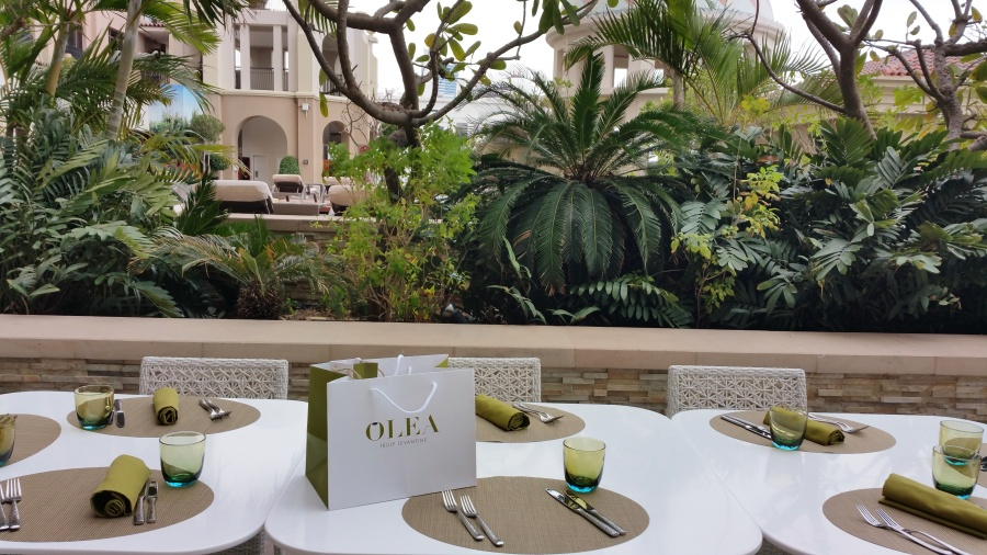 The Souq Brunch at Olea, Kempinski Hotel