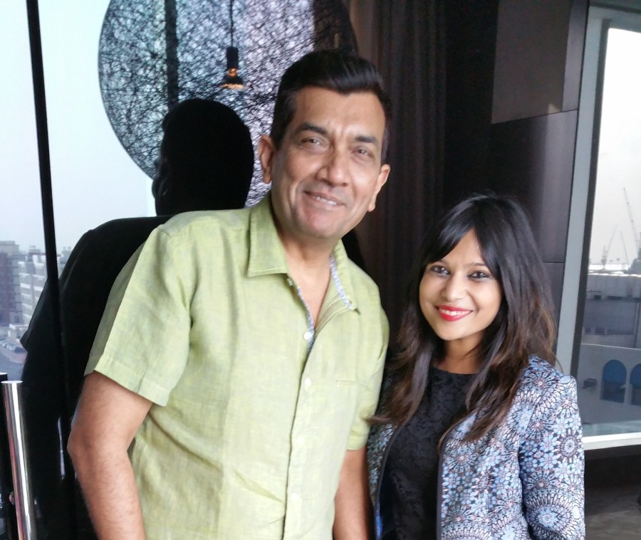 In Conversation with Chef Sanjeev Kapoor