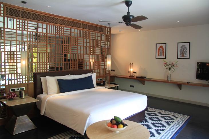 Alila Diwa Goa - Accommodation - Diwa Room 01
