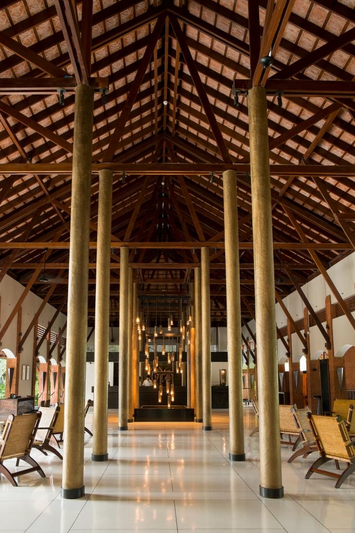 Alila Diwa Goa - Interior - Lobby3
