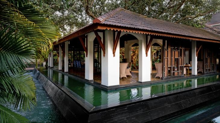 Alila Diwa Goa - Restaurant - Spice Studio - Exterior